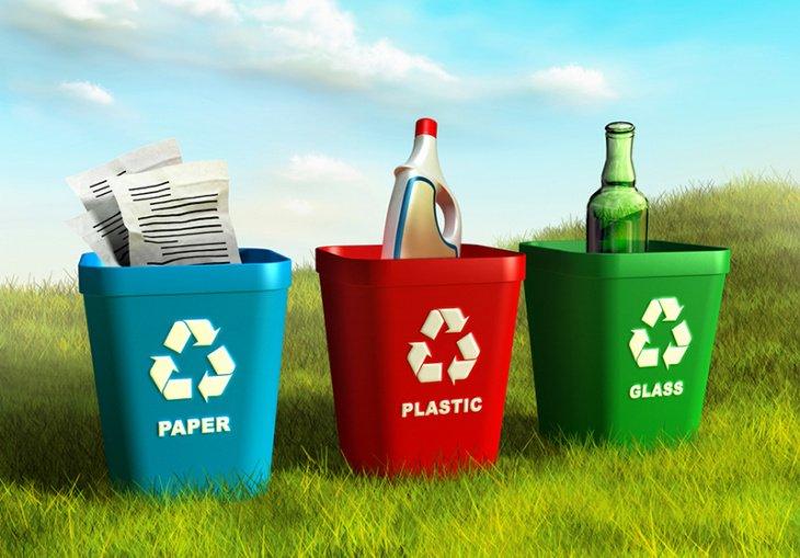 Переработка мусора в узбекистане